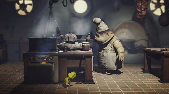 Little Nightmares Secrets of The Maw Chapter 3 PC Full Version Screenshot 3