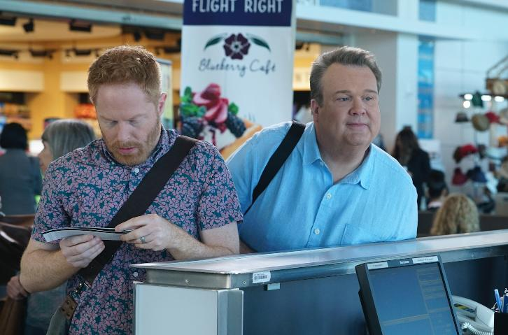 Modern Family - Episode 8.18 - Five Minutes - Promotional Photos & Press Release