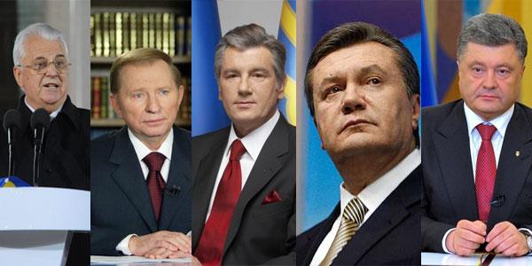 Каждый новый президент Украины слабее, опаснее и хуже предыдущего