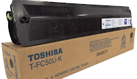 Toshiba E Studio 3555C Black Toner Cartridge overview