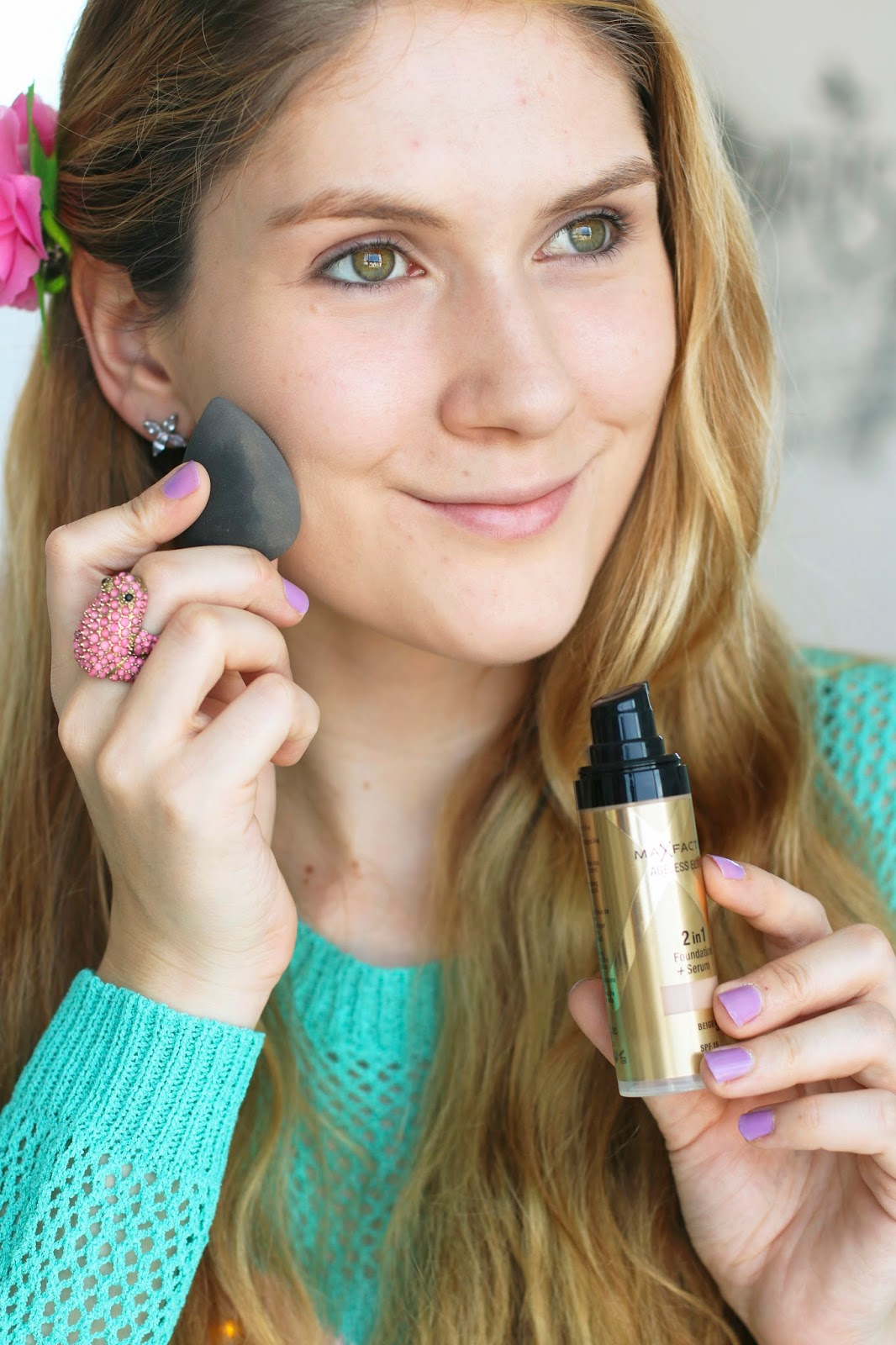 Max Factor 2 in 1 Foundation and Serum