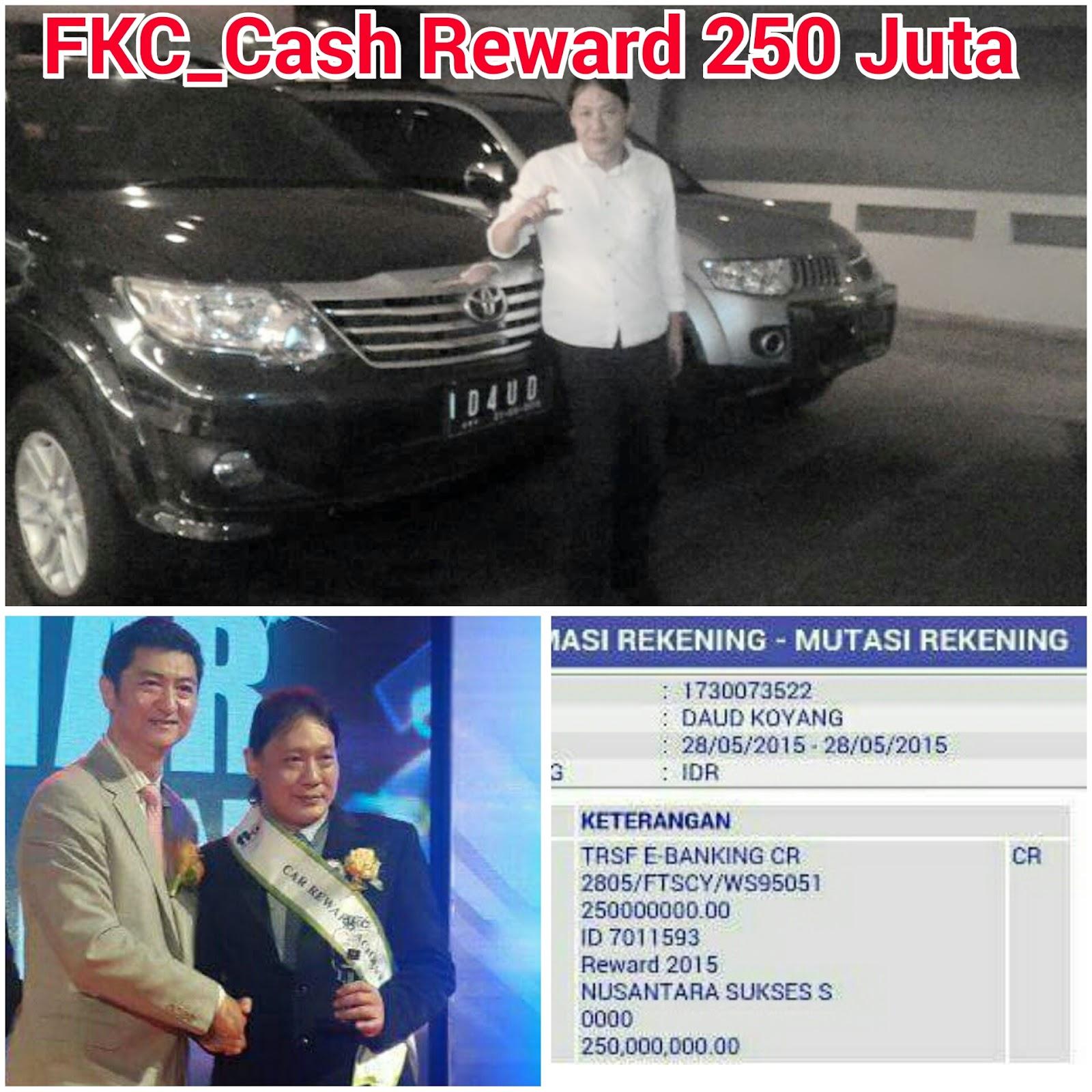 Bisnis Fkc Syariah - Reward Daud Koyang