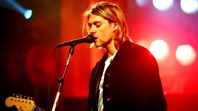Selain Jago Nyanyi dan Buat Lagu, Kurt Cobain Ternyata Jago Lukis