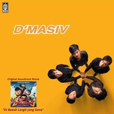 Lirik D'Masiv - Melodi