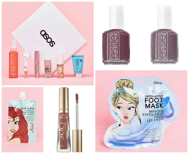 Asos Beauty including Too Faced, Disney and Essie