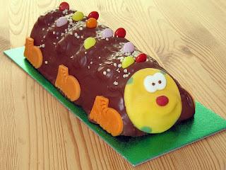 Resep Kue Ulat Coklat