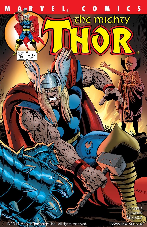 Thor (1998) Issue #37 #38 - English 1