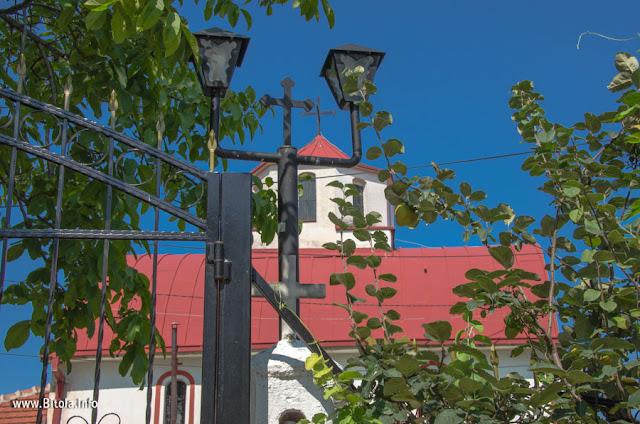 Holy Trinity church - Bukovski Livadi - Bitola