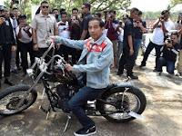 5 Hobi Presiden Jokowi yang Menjadi Sorotan