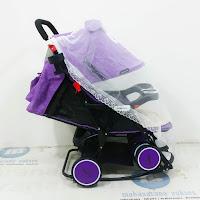 Stroller Spacebaby SB329 Kereta Bayi