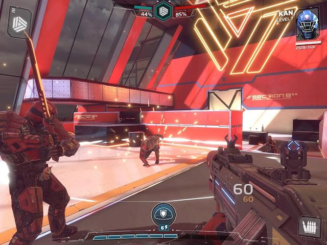 Screenshot Modern Combat Versus