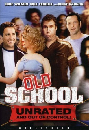 Old School 2003 UNRATED Dual Audio Hindi 280MB BluRay 480p