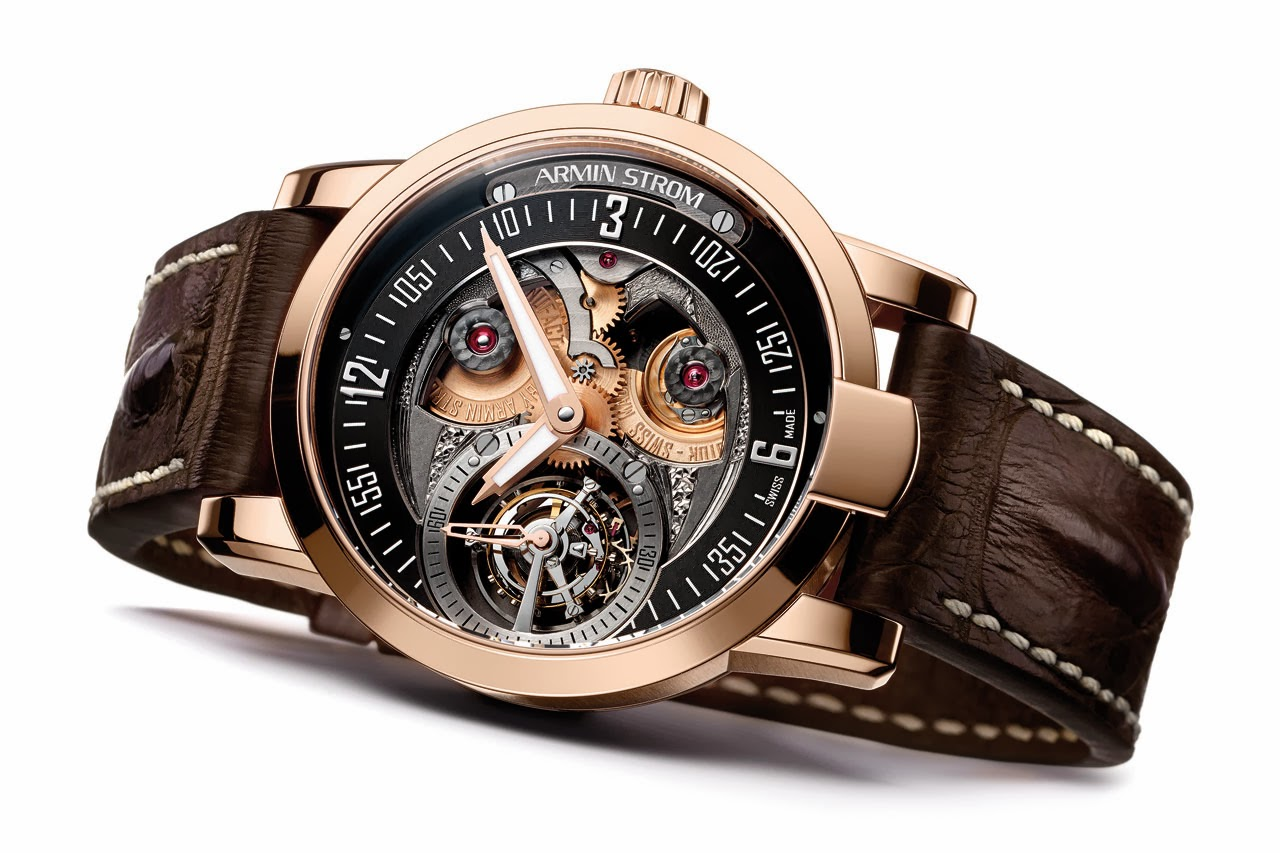 Armin Strom Tourbillon Gravity Fire Watch