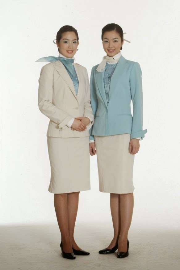 Korean Air Stewardess Uniform Osnovosti Ru