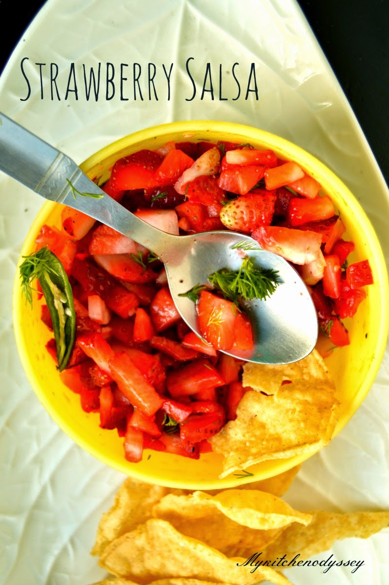 Strawberry salsa recipe1