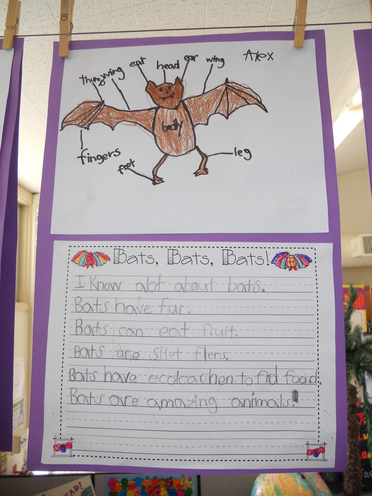 Teacher Bits And Bobs Broken Bones Bats And A Thanksgiving Words Bonus