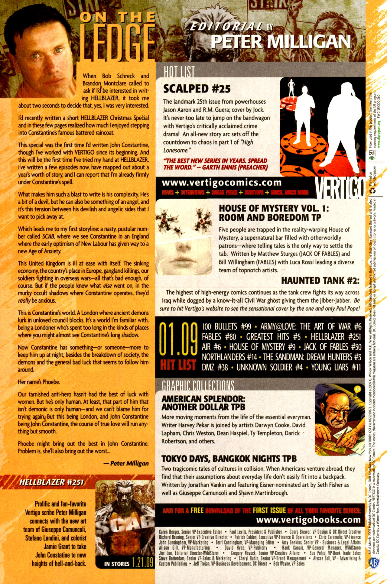 Read online Air comic -  Issue #6 - 20