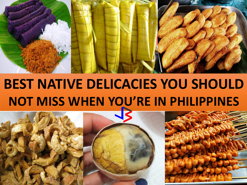 foreign literature about native delicacies