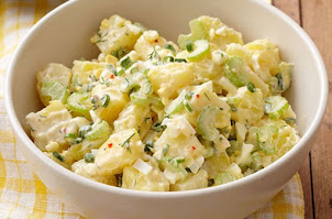 BEST POTATO SALAD EVER !!!