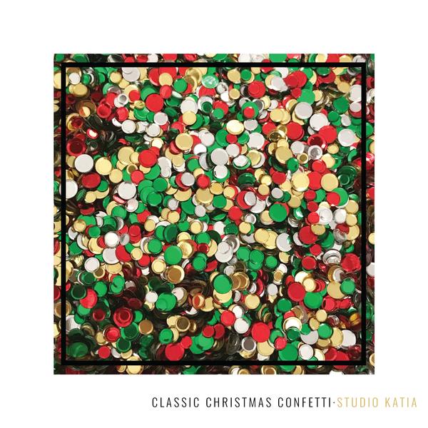Classic Christmas Confetti