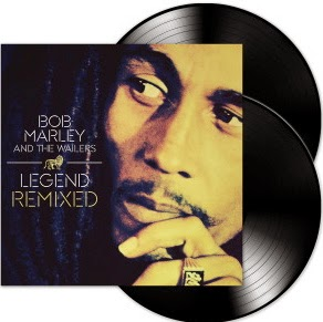 TheRecordStore.Com presents Bob Marley and The Wailers - Legend Remixed