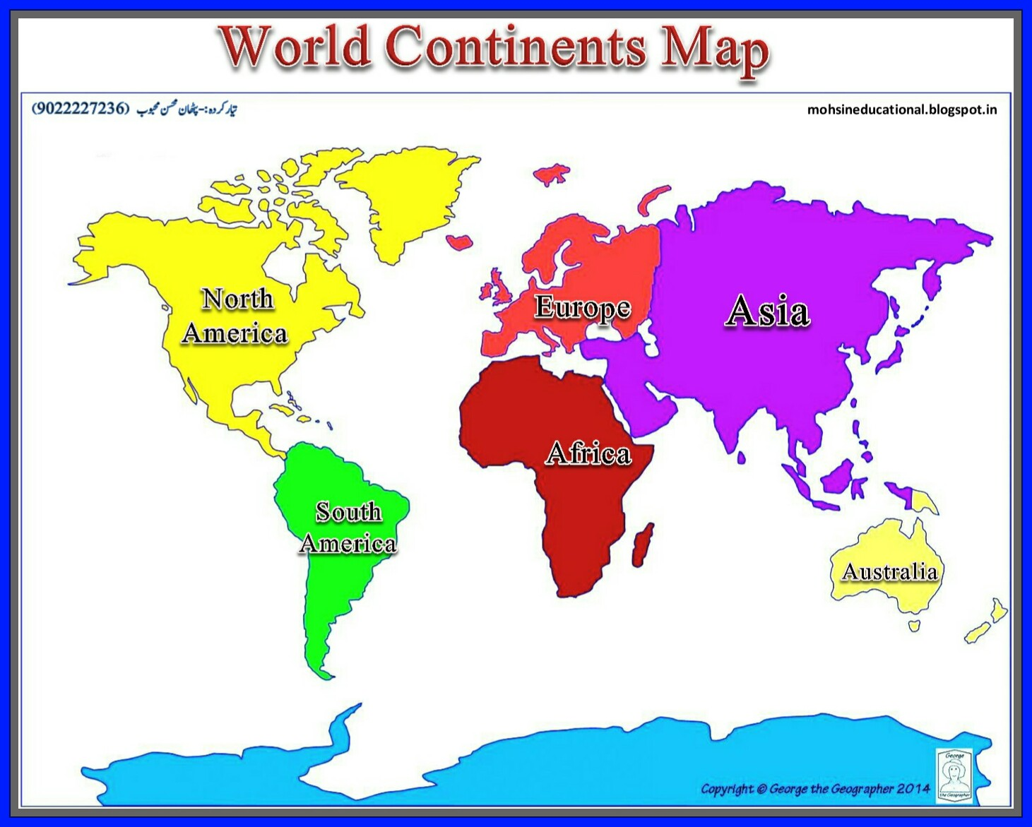 maps in english world continents map asian countries gumiabroncs Gallery