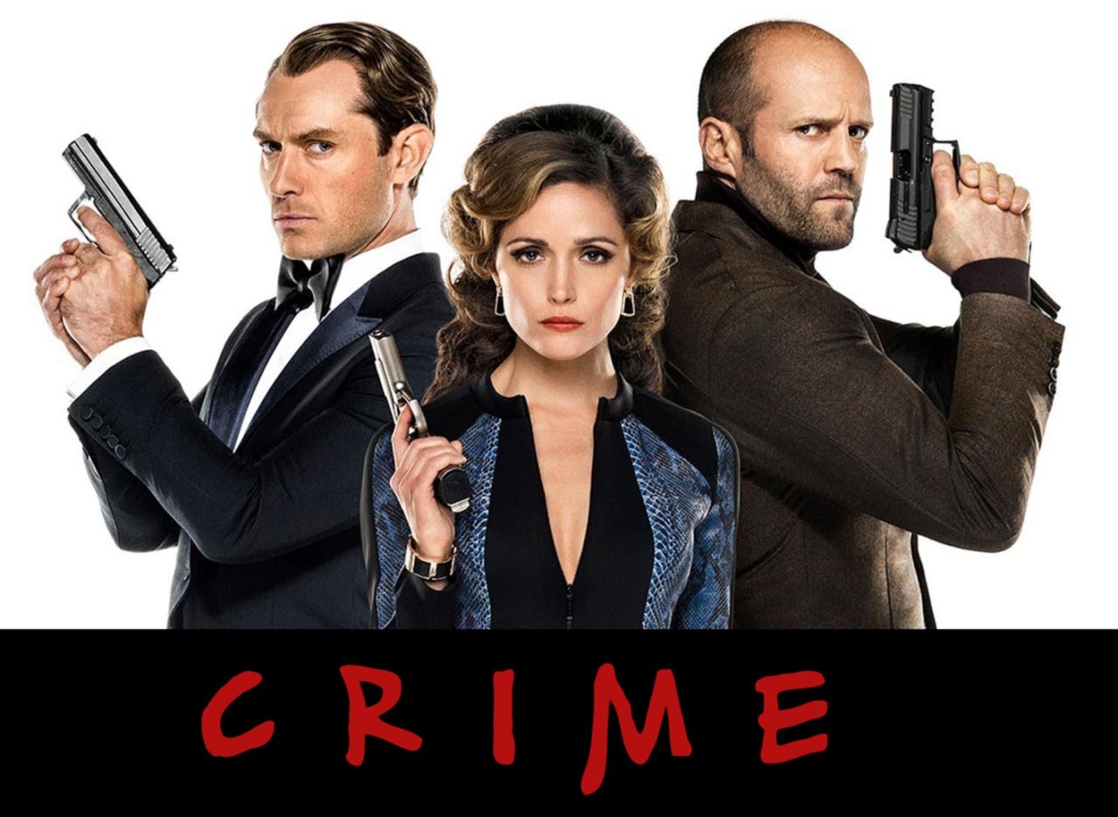 Intelliblog: MOVIE MONDAY - CRIME FILMS