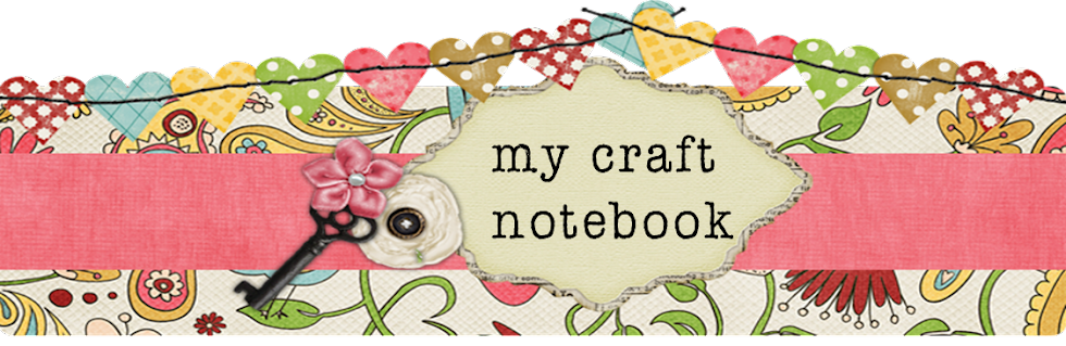 my craft notebook