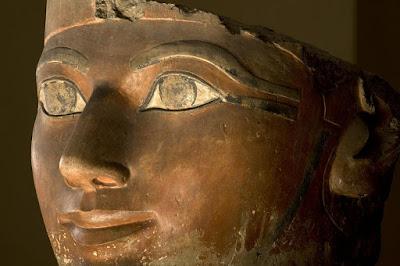 Artefacts belonging to Hatshepsut identified