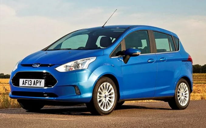 Ford B Max Review