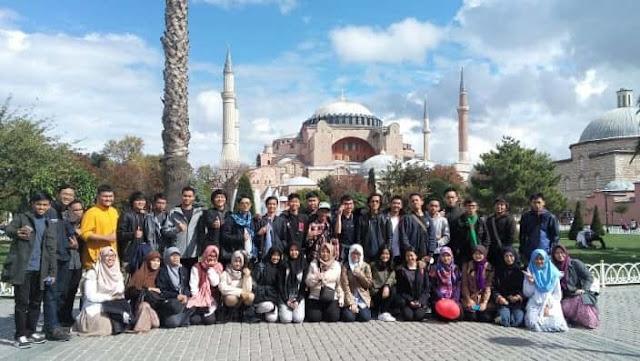 Beasiswa Turki 2021 Tentang Persyaratan dan Pendaftaran