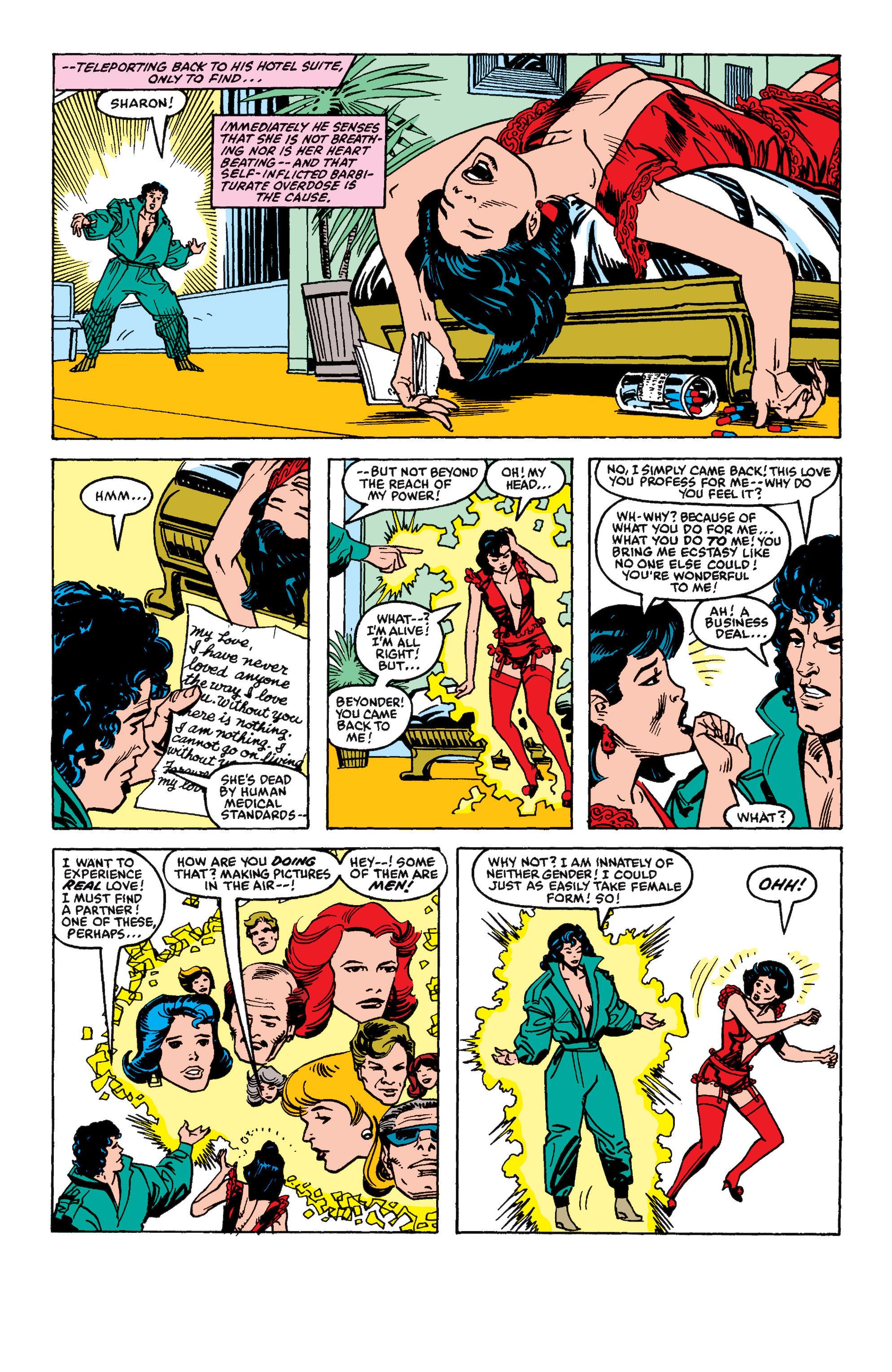 Read online Secret Wars II comic -  Issue #4 - 9