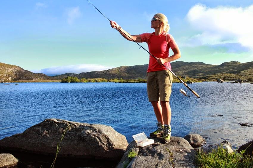 Fisketur Alnesvannet