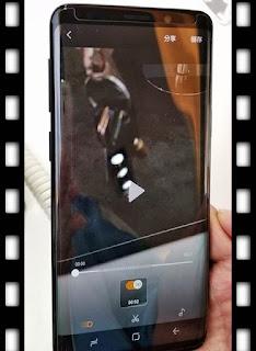 SAMSUNG Galaxy S9測試/使用心得