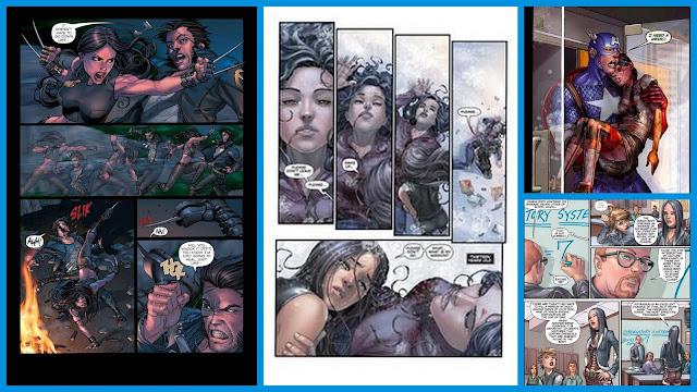 X-23 comics 1