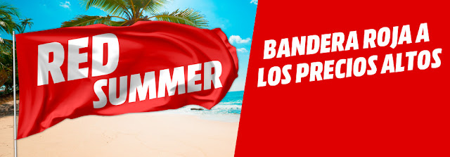 Mejores ofertas folleto Red Summer II de Media Markt