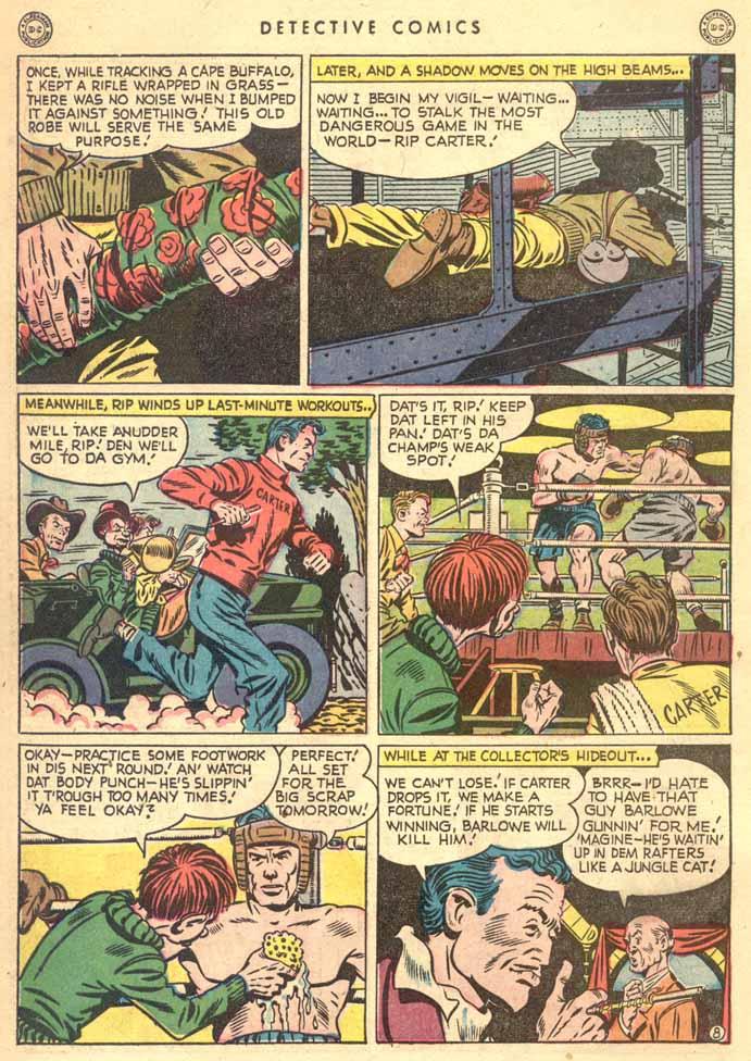 Read online Detective Comics (1937) comic -  Issue #147 - 43