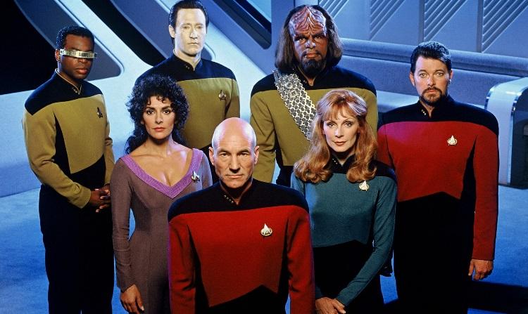 Star Trek A Nova Geração