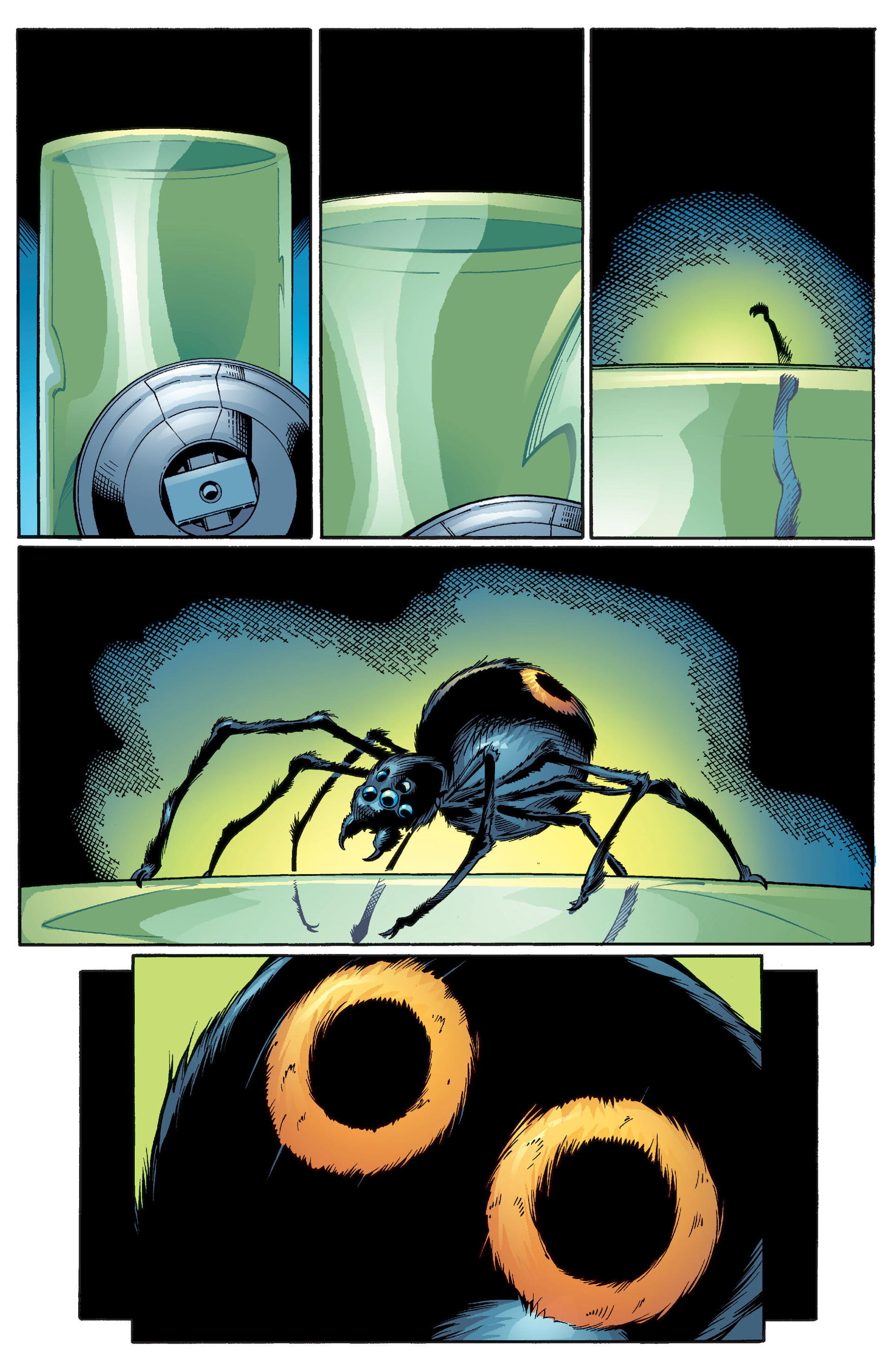 Read online Ultimate Spider-Man (2000) comic -  Issue #1 - 5