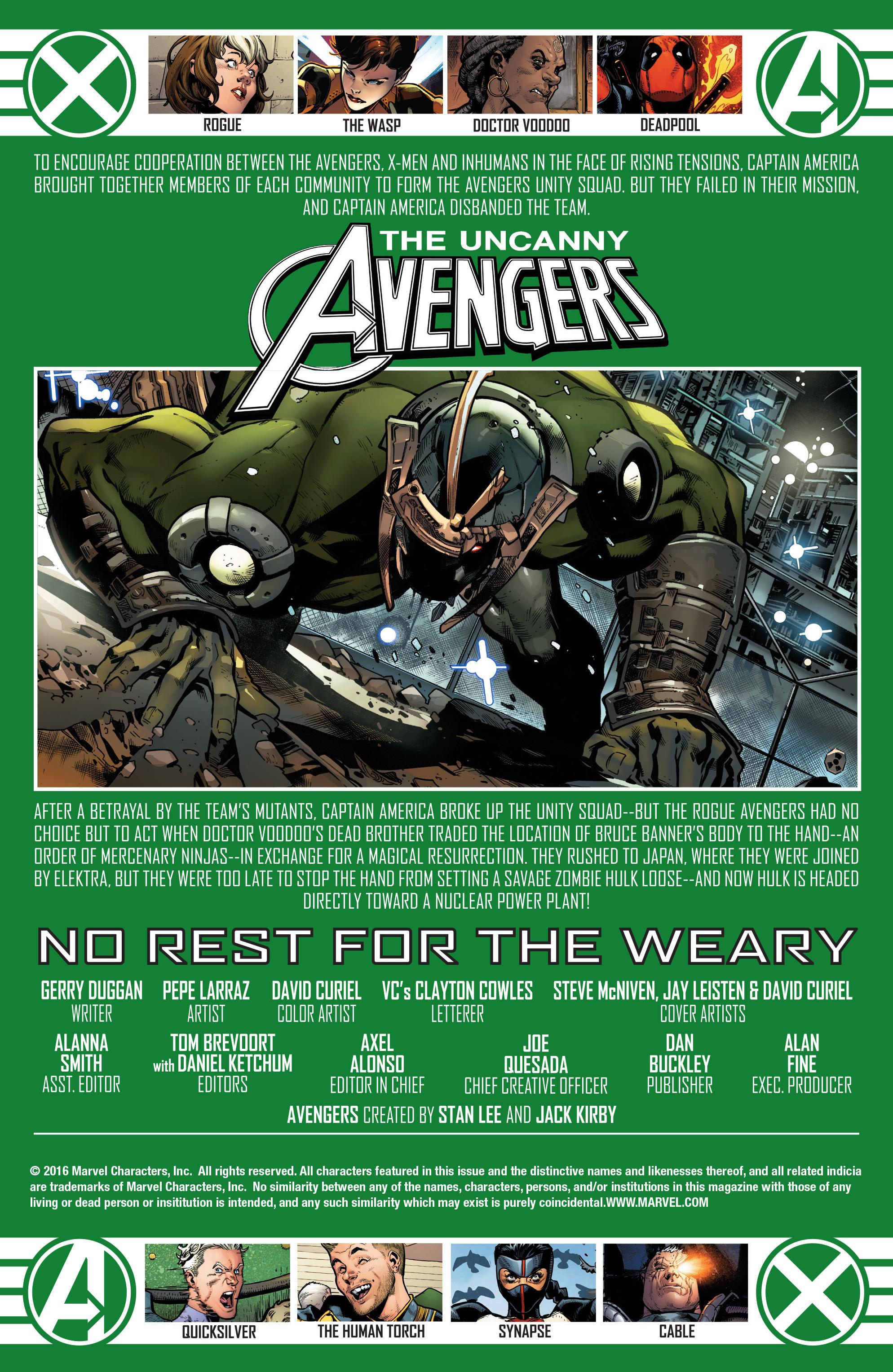 Read online Uncanny Avengers [II] comic -  Issue #17 - 2