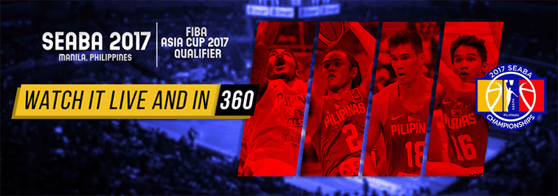 Watch Gilas Games Live And FREE On 360 Degrees Via Smart360