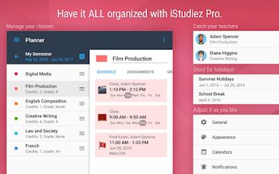 iStudiez Pro – Student Planner - 2