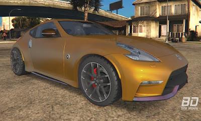 Download, mod, carro, drift, Nissan, 370Z, Nismo ,2018.GTA San Andreas, GTA SA, PC