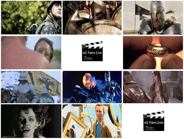 el fancine - TOP10 en el fancine - TOP10 - el troblogdita - ÁlvaroGP - SEO - Cine fantástico - Cine bélico - Cine histórico - Ciencia ficción - Cine y cómic