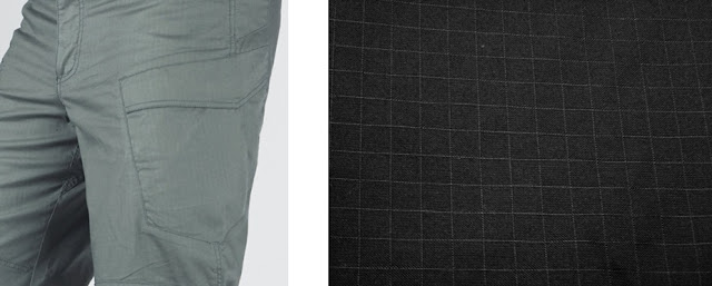 Contoh celana berbahan ripstop