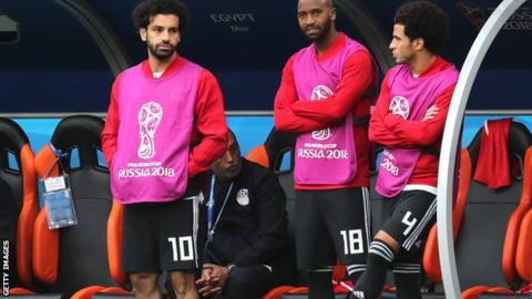 Salah is ready for Rusia