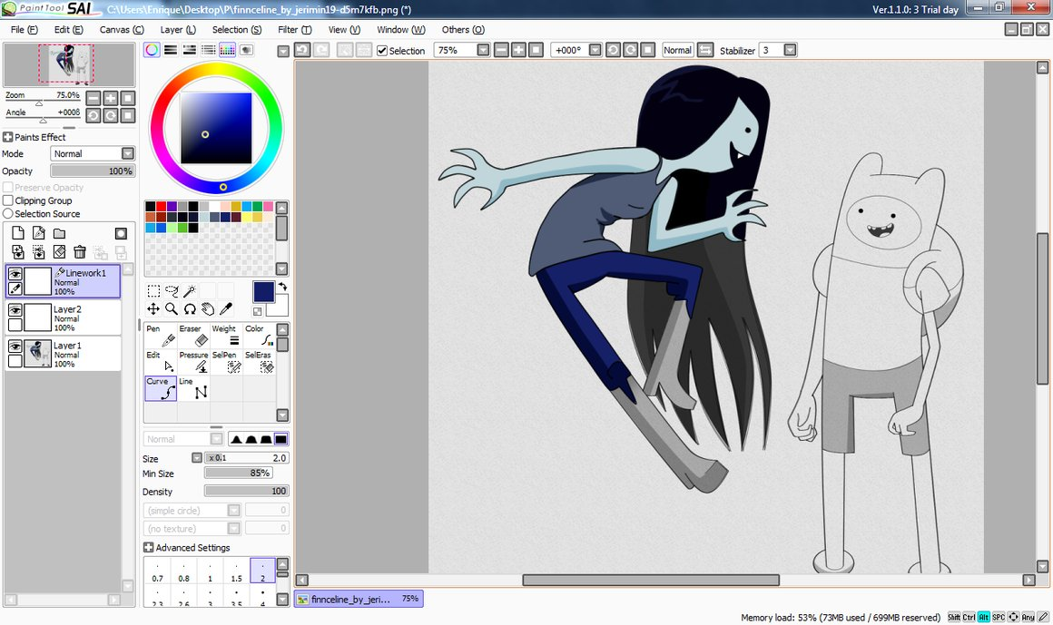 Paint tool sai free download full version no trial 2019 - The Four
