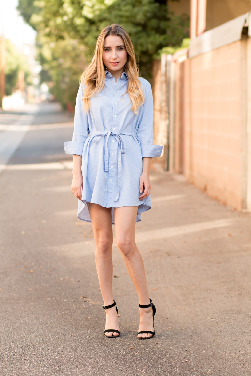 Boyfriend-style clothing is a hot trend—from boyfriend jeans to shirt dresses, it is a fun and flirty look. You love the way you look and feel in your boyfriend's jacket. You love the way you look and feel in your boyfriend's jacket.
