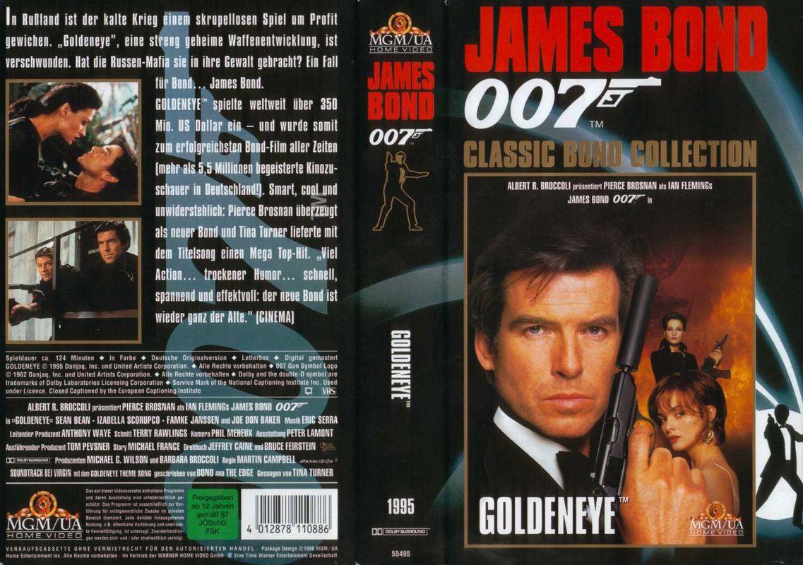the goldeneye dossier goldeneye from the big screen to