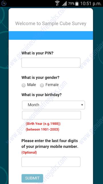 Clixsense-survey-participation